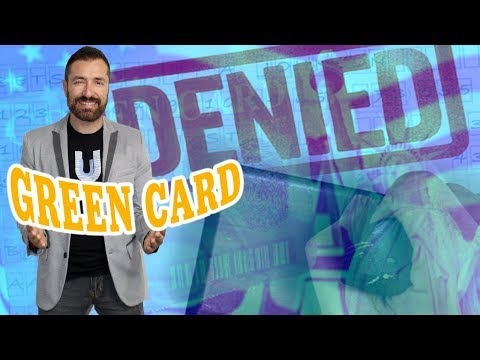 US Citizenship  Denied: Can I Lose My Green Card? - Immigration lawyer in California