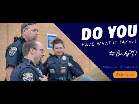 #BeAPD (Alamogordo Police Department Recruitment Campaign)