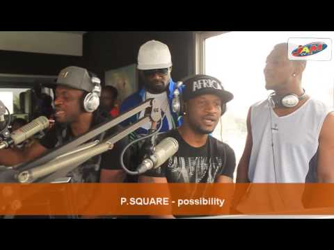 Promo P-SQUARE by L.A ENT. - Abidjan with Jam Radio March 2014 by @iamlaent