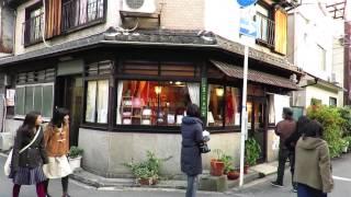 MBS本社から、中崎町のカフェ、Salon de AManTo天人まで歩いてみた。