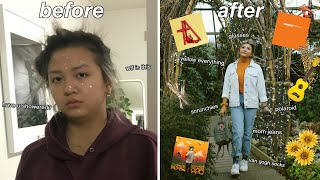 SPENDING $1000 TO BE AN ART HOE | transformation challenge
