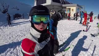 Ski VLOG - Glaciers de Solden, Autriche - 8 novembre 2017