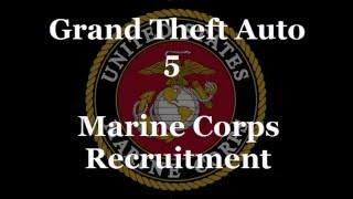 GTA 5 Military Crew Recruitment [PS4]