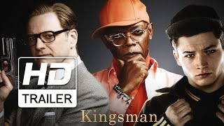 Kingsman: Serviço Secreto | Terceiro Trailer Oficial Dublado HD | 2014
