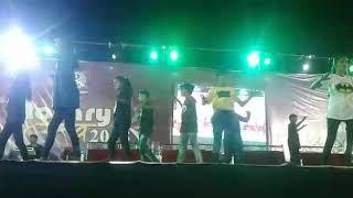 Dance in rotary club