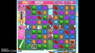Candy Crush Level 1435 help w/audio tips, hints, tricks