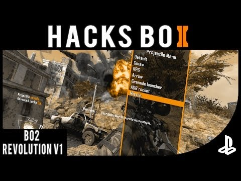 ► HACK BO2 : Mod Menu Revolution V1 By Enstone ( DEX & CEX ) Best !!!