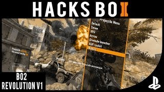 ► HACK BO2 : Mod Menu Revolution V1 By Enstone ( DEX & CEX ) Best !!!