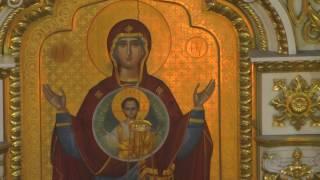 Рождественские колядки и песни - храм Георгия Челябинск