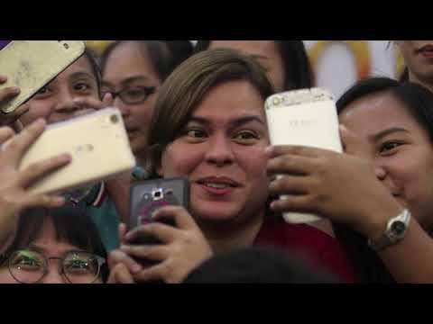 Philippine President Rodrigo Duterte fuels rumors his daughter will run for office