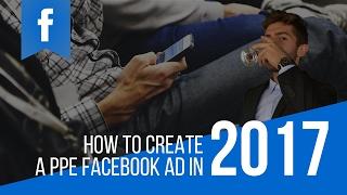 Facebook Ads-Tutorial - How Zum Erstellen eines PSA-Ad 2017