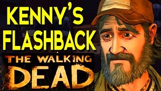 The Walking Dead Game Season 3 Episode 4 KENNY FLASHBACK SCENE / JANE FLASHBACK SCENE
