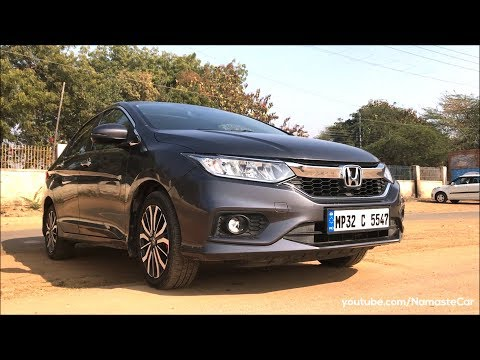 Honda City ZX GM6 2017 Real life review