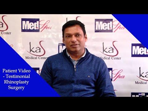 Patient Video Testimonial | Dr Ajaya Kashyap | Rhinoplasty Surgery