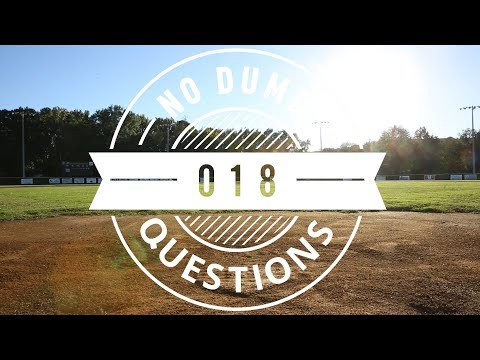 No Dumb Questions 018 - Sportsball with Brady Haran