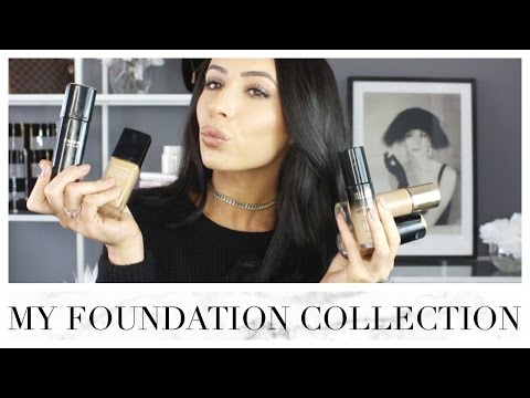 THE BEST AND THE WORST FOUNDATIONS - FOUNDATION COLLECTION | Toni Sevdalis