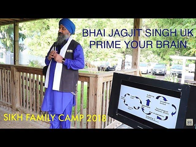 Bhai Jagjit Singh (UK) SFC2018 - Prime Your Brain