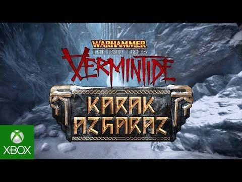 Warhammer: Vermintide Karak Azgaraz | Xbox One Trailer
