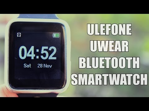 ULEFONE uWear Bluetooth Smartwatch - Review