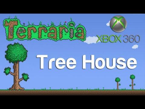 Terraria Xbox - Tree House [42]