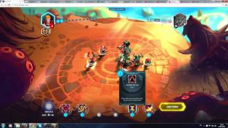 Duelyst Sacred Path to Aperion Challenge 2 : Songhai : Evolution into Ash
