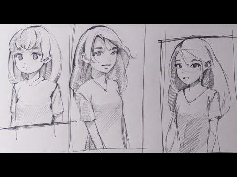 Рисунки карандашом хатсуне мику 5