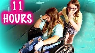 11 HOURS AT THE MALL WITH MY BFF! ***Gone Wrong*** OMG! Video