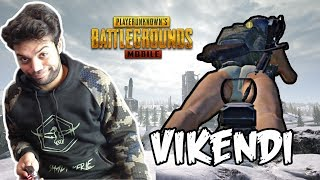 Bullying Squads In New PUBG Mobile Vikendi Map !!!