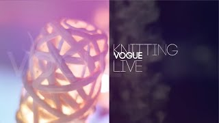 Vogue Knitting Live with Shirley Paden 2020