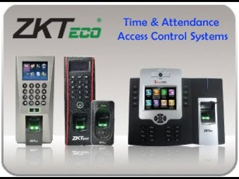 how to install fingerprint attendance management system download