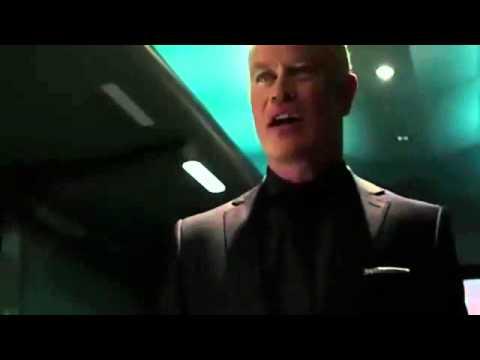 Arrow Season 4 - Green Arrow vs Damien...