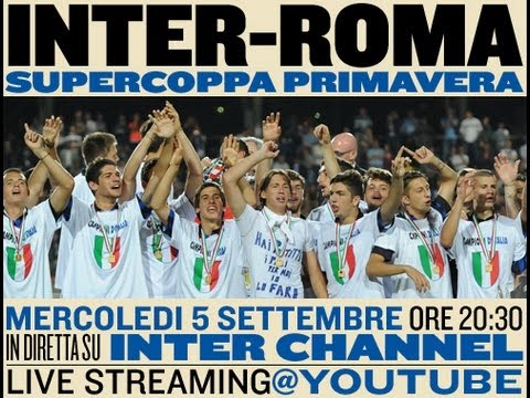 Supercoppa Primavera TIM 2012: Inter-Roma 1-2