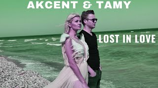 Akcent feat Tamy -  Lost in Love ( official video )