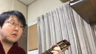 """Sumiferon covered 山崎まさよし """"僕と不良と校庭で"""""""