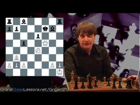 The Killer Grand Prix Attack with GM Gawain Jones (FIDE 2650!)
