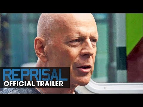 Reprisal (2018 Movie) Official Trailer | Bruce Willis, Frank Grillo