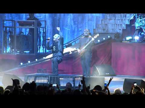 Slipknot - Psychosocial (Live at the Premier Center in Sioux Falls, SD)