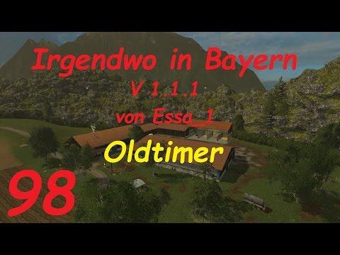 LS 15 Irgendwo in Bayern Map Oldtimer #98 [german/deutsch]