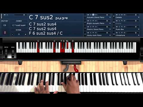 You Make Me Feel Brand New (by Simply Red/Stylistics/Boyz II Men) - Piano Tutorial