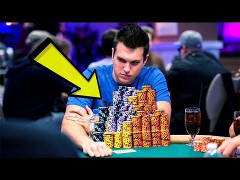 How To Build A MASSIVE Stack In Poker Tournaments