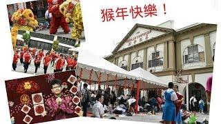 《大盛年》Z016尊孔华中猴年庆新春影片