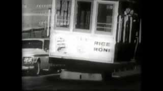 Vintage 1962 Rice A Roni Commercial - The San Francisco Treat