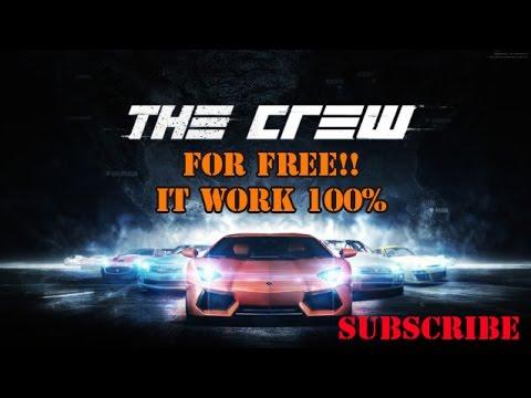 โหลดเกม The Crew ฟรี ของแท้ ออนไลน์ได้ 100%