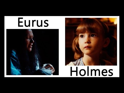 The Story of Eurus Holmes