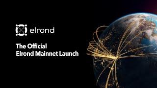 """Elrond """"Zero to One"""" Genesis event"""
