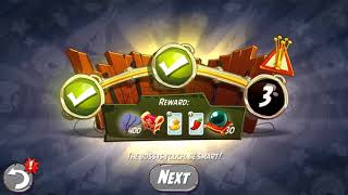 Angry Birds 2 : Silver Daily Challenge