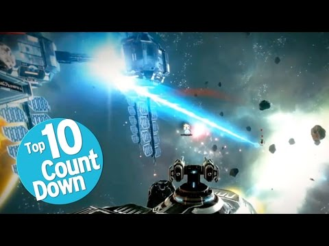 Top 10 Space Combat Video Games
