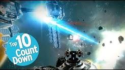 Top 10 Space Combat Video Games