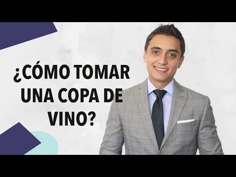 Cómo tomar una copa de vino | Humberto Gutiérrez