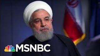 President Donald Trump Says No Plans To Meet With Iranian President   Morning Joe   MSNBC